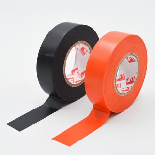 Ruban adhésif noir et orange