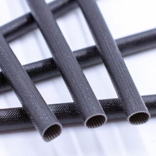 Gaine fibre de verre enduite